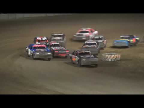 IMCA Hobby Stock feature Independence Motor Speedway  7/13/19