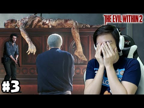 Kota Penuh Monster - The Evil Within 2 - Indonesia Part 3