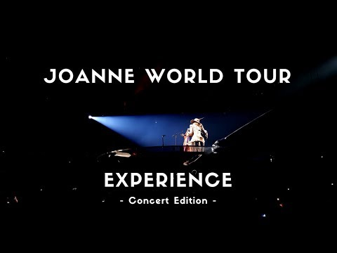 Joanne World Tour Experience - Barcelona | Chaos