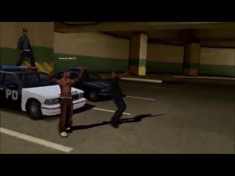 GZA – Highway Robbery(GTA SA Sureños Raknet Role Play)