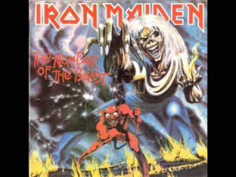 Iron Maiden Run To The Hills Youtube