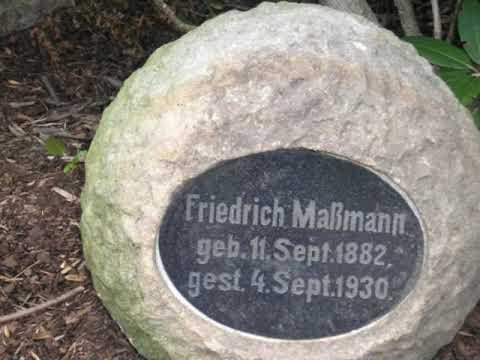 Historischer Friedhof Melle Mitte