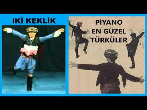 Piyano Bağlama İKİ KEKLİK BİR KAYADA ÖTÜYOR
