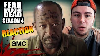Fear The Walking Dead: Season 4 - Official Comic-Con Trailer REACTION!!!