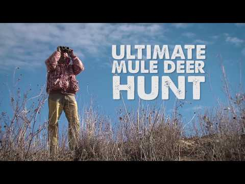 Ultimate Mule Deer Hunt - Texas Parks And Wildlife [Official]