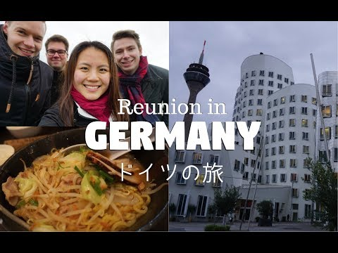 Is this GERMANY or JAPAN? (Europe Travel Vlog #4)