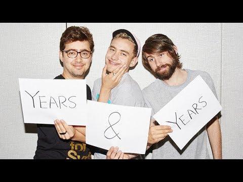 Years & Years | I Want to Love (lyrics karaoke)