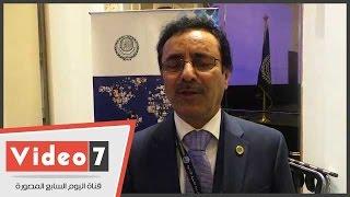 ناصر القحطانى: المؤتمر العربى يؤكد على معنى التواصل بين الشعوب