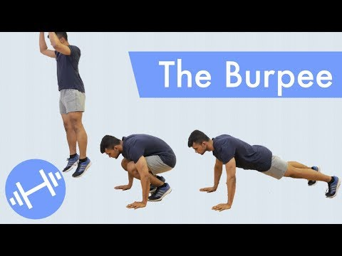 How To Do The Perfect BURPEE: Technique And Common Mistakes