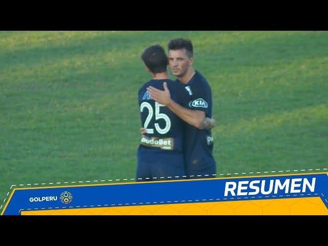 Resumen: Sport Victoria vs. Alianza Lima (0-2)
