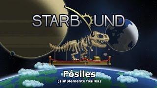 Fósiles - Como jugar al mini-juego - Starbound 1.0