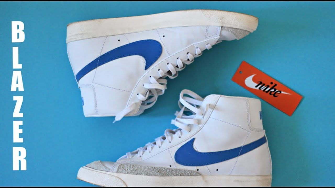 oler bestia virtual  NIKE BLAZER REVIEW + ON FEET & SIZING - YouTube