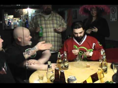 Century Club *centurion* : Albino Rhino Beer Review VOMIT ALERT