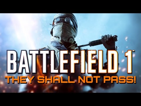 [STREAM ARCHIVE] Battlefield 1: They Shall Not Pass DLC Livestream (60fps) TheBrokenMachine