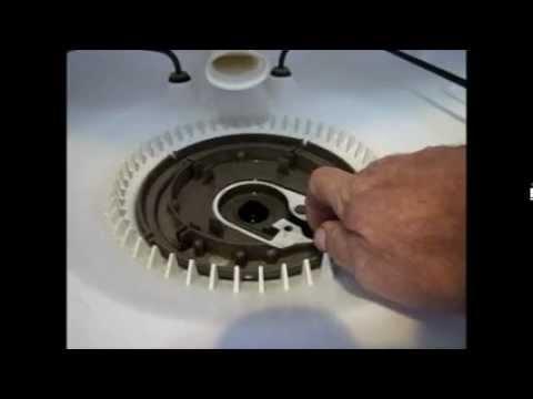 Whirlpool Dp940pwpq2 Dishwasher Repair Youtube