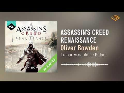 Vidéo Assassin's Creed Renaissance sur Audible.fr