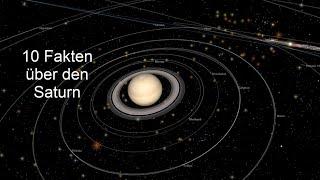 10 Fakten über den Saturn
