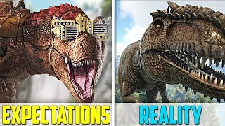 Expectations vs Reality in Ark Survival