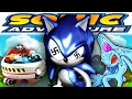 SONIC'S DRUG FUELLED CHAOS BEGINS | Sonic Adventure DX Gameplay