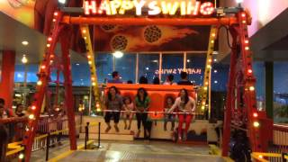 Happy swing ride in starcity