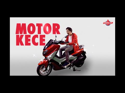 Tips Punya Motor Kece dari Federal Oil