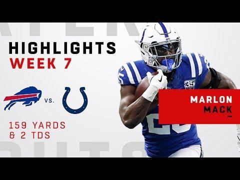 Marlon Mack's Massive
