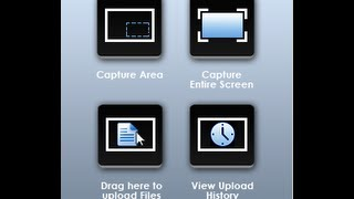 Capture screenshots, upload pictures, videos, FREE desktop software