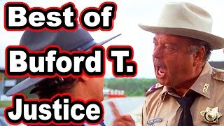 Best of Buford T. Justice - Smokey and the Bandit