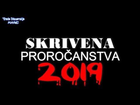 Skrivena proročanstav za 2019