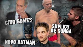Fábio Rabin - Suplicy de sunga / Ciro Gomes  / Novo Batman