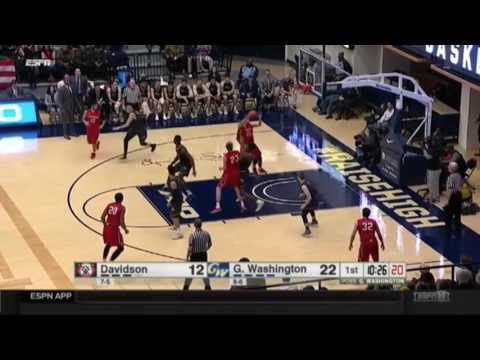 Peyton Aldridge 2016-17 Highlights - Davidson College