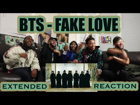 BTS (방탄소년단) 'FAKE LOVE' Official MV (Extended Ver.) REACTION/REVIEW