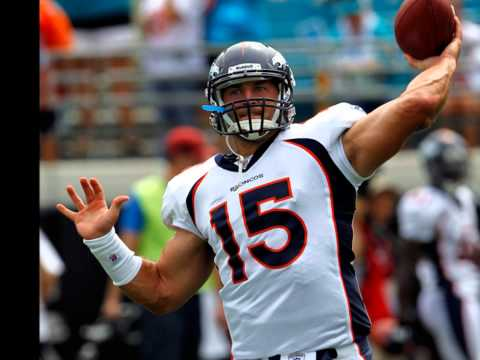 Denver Broncos name  Tim Tebow their starting QB following bye week