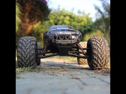 Monster Rc Car