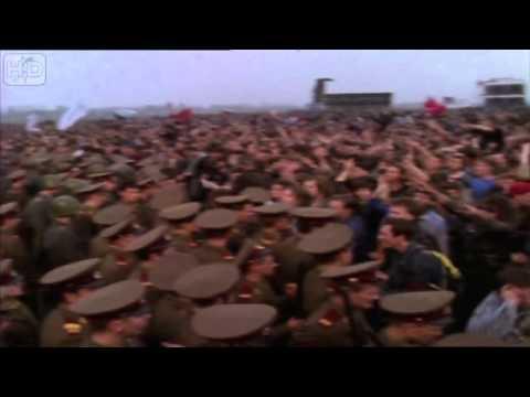 Metallica - Enter Sandman (Live, Moscow '91) [HD]