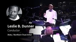 Leslie B. Dunner, Conductor - 3Arts Artist Awards 2009