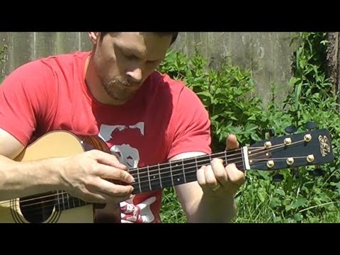 9 Crimes  Damien Rice  Fingerstyle Guitar Interpretation