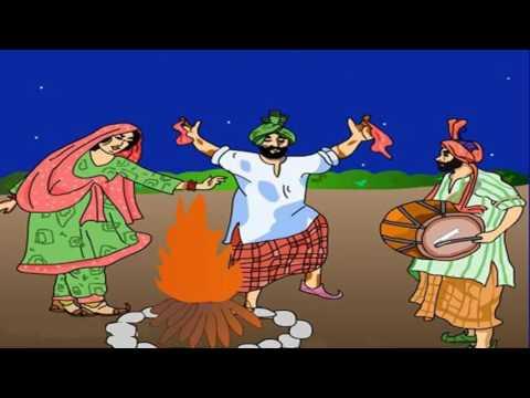 Lohri Mittran Di    Lohri Songs