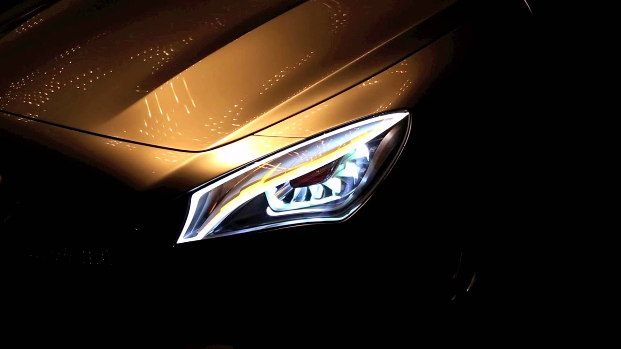 Notcot mercedes benz concept style coup kinetic lights for Mercedes benz lighting