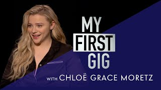 My First Gig with Chloë Grace Moretz