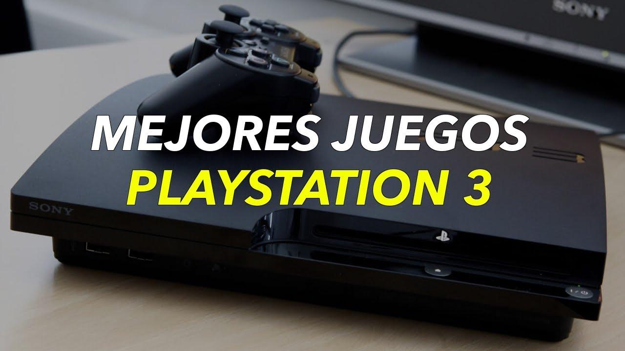 Top 10 Mejores Juegos Del Ps3 2018 Youtube