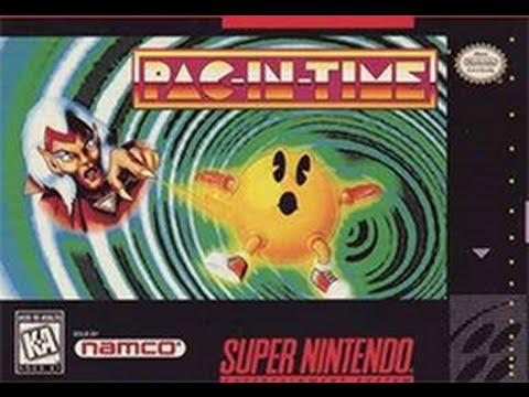Pac-In-Time (SNES) Longplay [163]