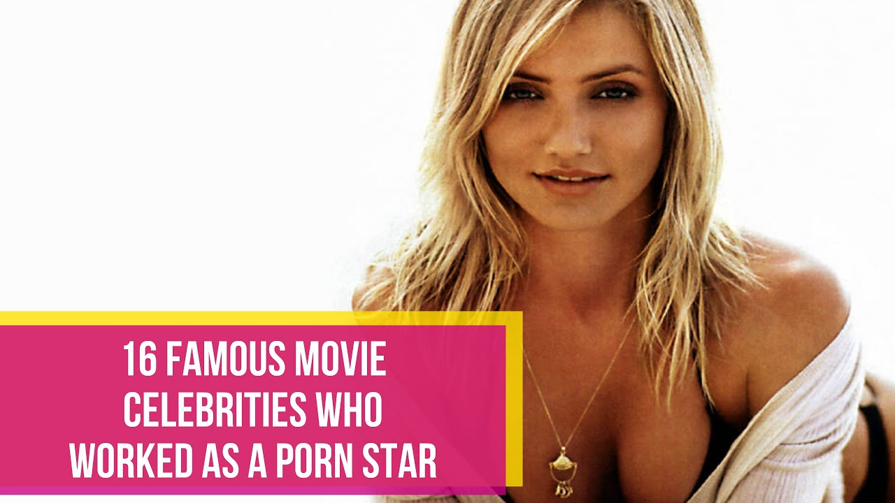 movie stars turned porn stars Probably the.