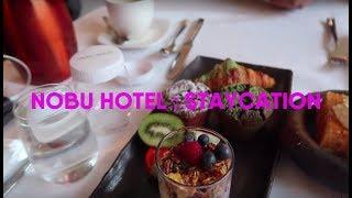 Video BAECATION AT THE NOBU HOTEL download MP3, 3GP, MP4, WEBM, AVI, FLV Juni 2018
