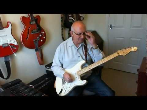One Moment In Time - Whitney Houston - Instrumental in the style of The Shadows by OldGuitarMonkey