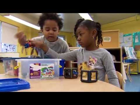 A look into our classroom at Cleaveland Children's Center