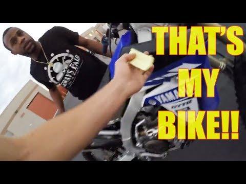 Stolen Motorbike Compilation