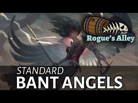 MTG Standard: Bant Angels - Rogue's Alley