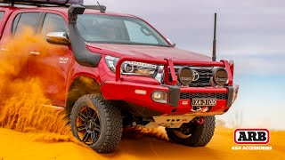 ARB 4x4 Accessories are a brand with a strong heritage and an ongoi...