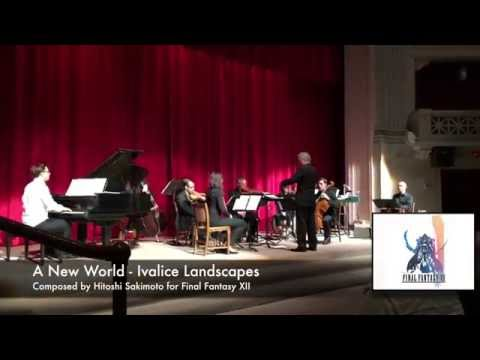 A New World - Final Fantasy - Ivalice Landscapes Medley - (FFXII) - Madison, WI 16-Sept-2016w